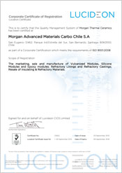 Morgan Advanced Materials Carbo - Chile