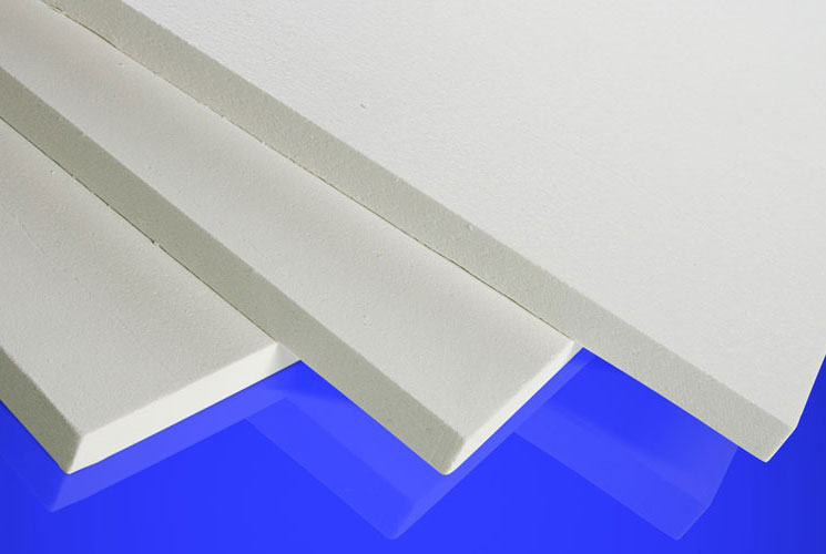 High Temperature Insulation Fibre Boards