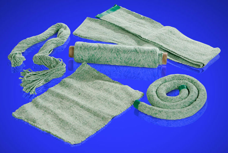 High Temperature Insulation Fibre Textiles